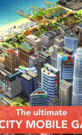 SimCity BuildIt image 1