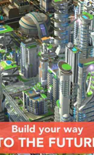 SimCity BuildIt image 2