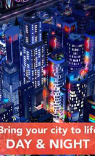 SimCity BuildIt image 4