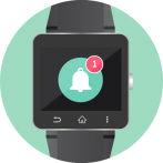 Best Bt notifier for smartwatch apk u8 apps for Android - AllBestApps
